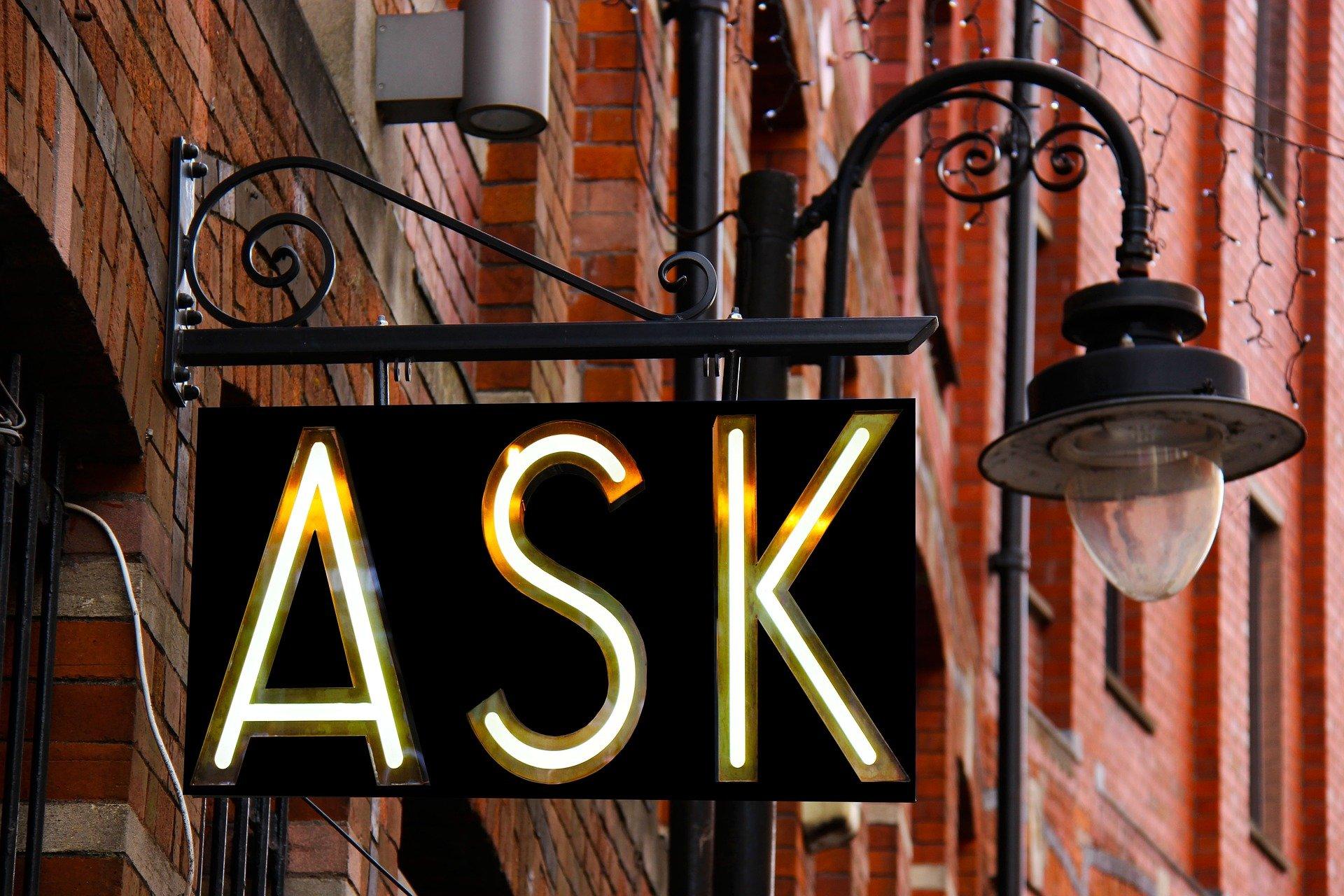 Antwoord op veelgestelde vragen