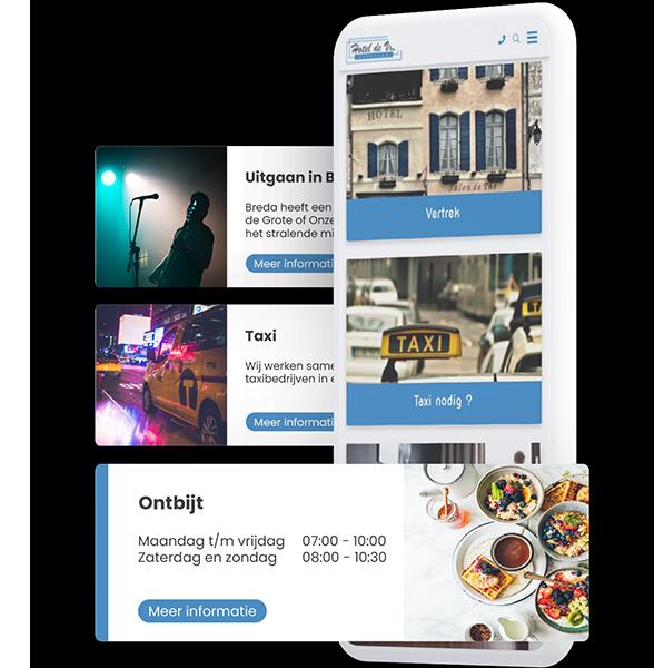 infomap vakantie app