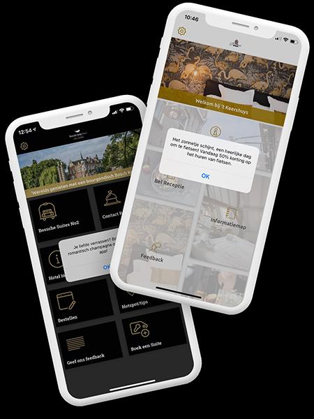 popup hotel app