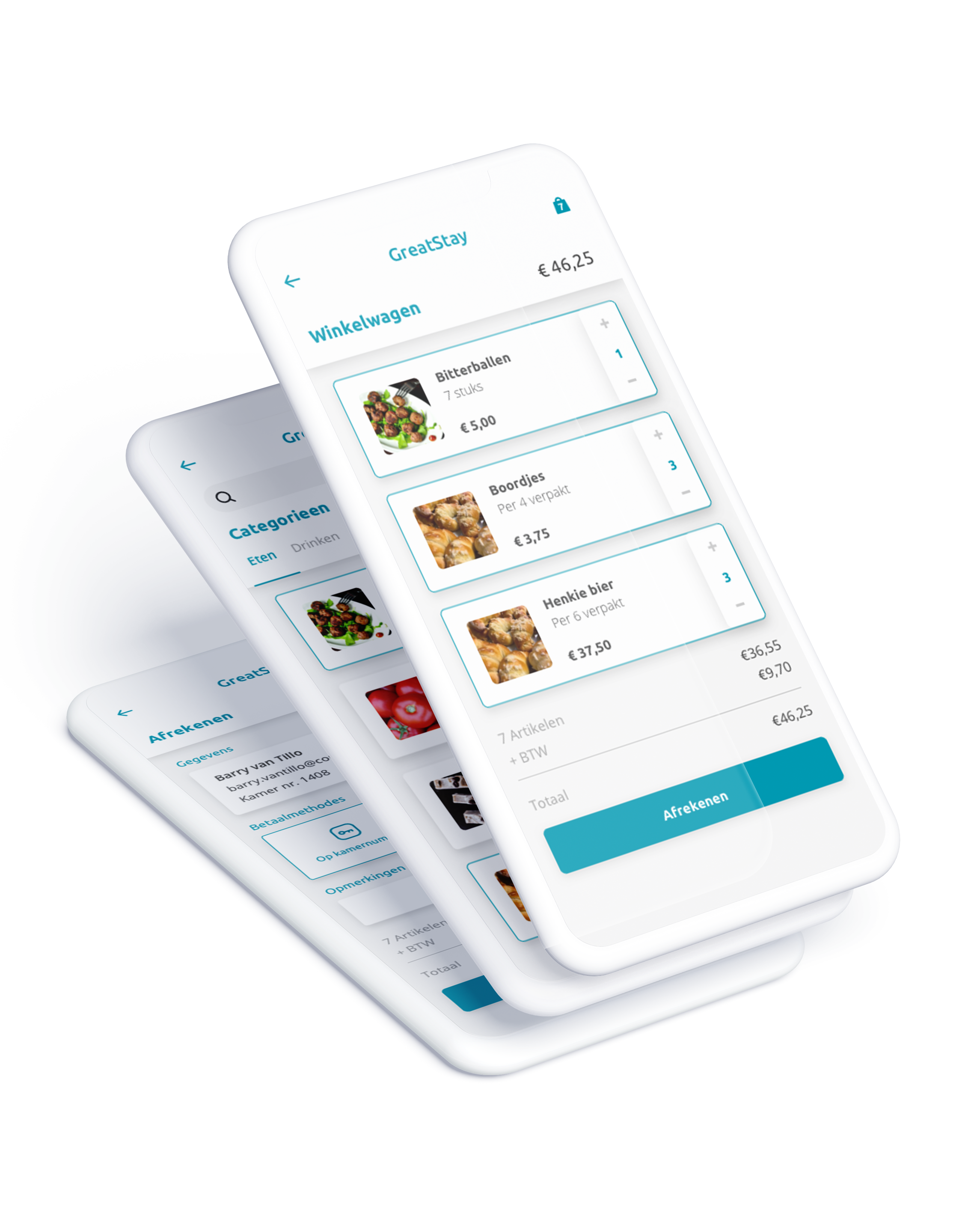 Bestelmodule app