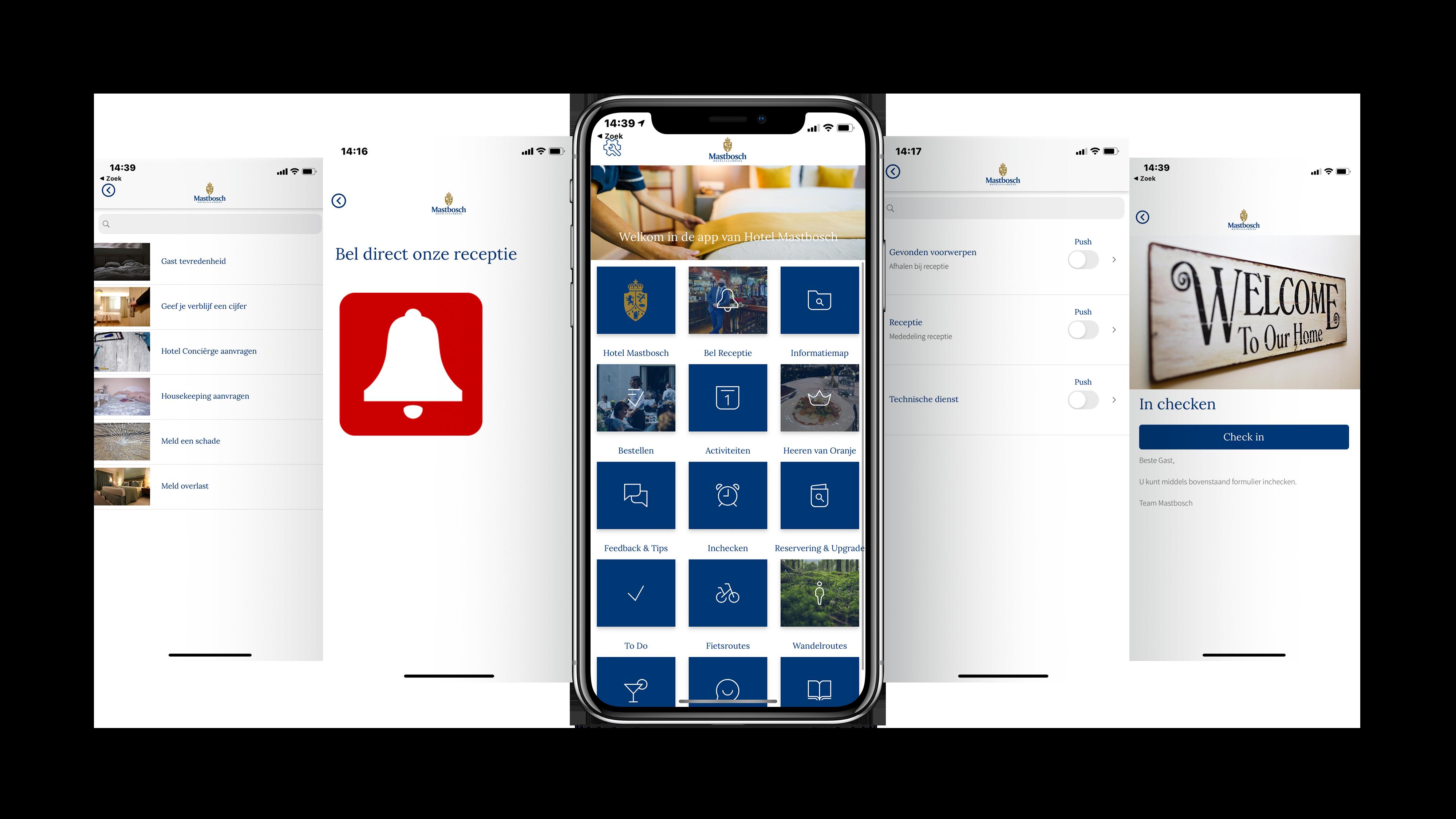 Mastbos voordelen app